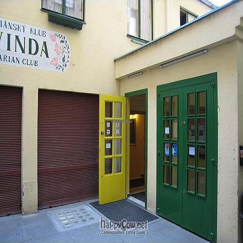 """Photo of Vegetariansky Klub Govinda - Soukenicka  by <a href=""""/members/profile/hack_man"""">hack_man</a> <br/> August 24, 2008  - <a href='/contact/abuse/image/610/1012'>Report</a>"""