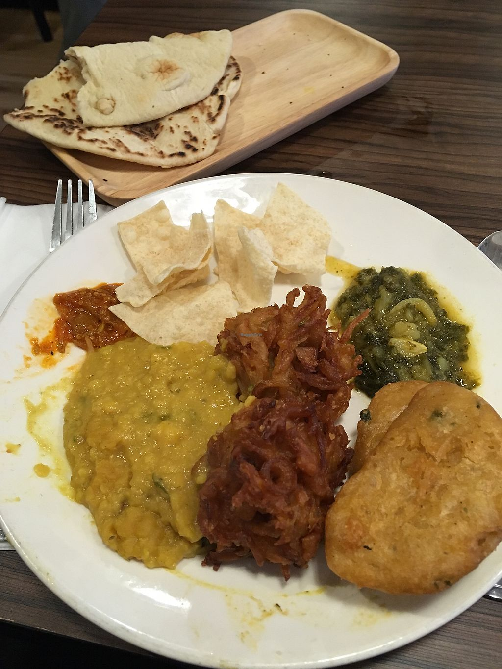 """Photo of Bombay Aloo  by <a href=""""/members/profile/JakeTinsley"""">JakeTinsley</a> <br/>Buffet <br/> March 31, 2018  - <a href='/contact/abuse/image/619/378568'>Report</a>"""