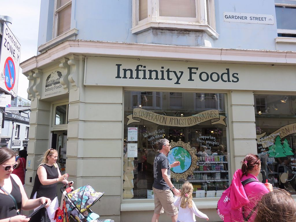 "Photo of Infinity Foods  by <a href=""/members/profile/TrudiBruges"">TrudiBruges</a> <br/>Infinity Foods