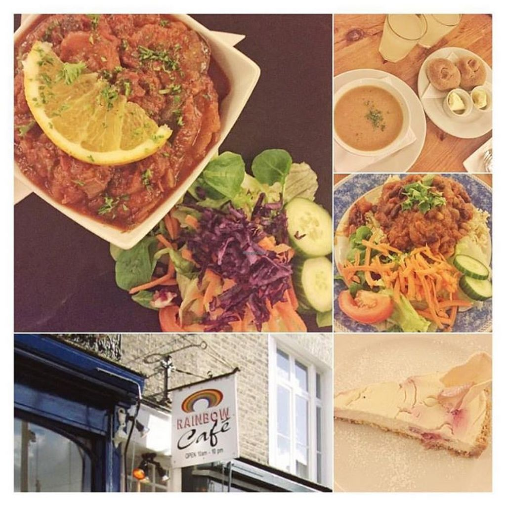 """Photo of Rainbow Vegetarian Cafe  by <a href=""""/members/profile/guillehdezp"""">guillehdezp</a> <br/>Rainbow Cafe <br/> December 7, 2015  - <a href='/contact/abuse/image/630/127512'>Report</a>"""