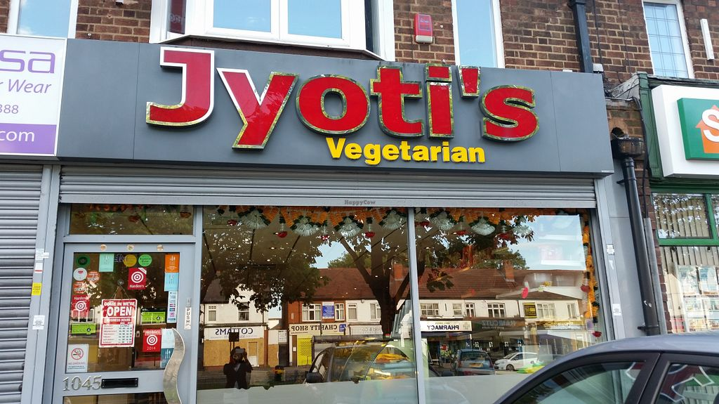 """Photo of Jyoti's Vegetarian  by <a href=""""/members/profile/konlish"""">konlish</a> <br/>Outside <br/> August 2, 2015  - <a href='/contact/abuse/image/637/112005'>Report</a>"""