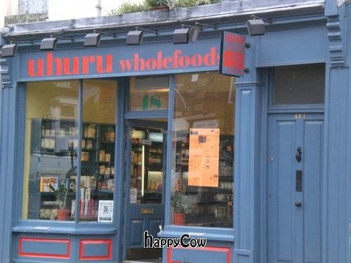 """Photo of Uhuru Wholefoods  by <a href=""""/members/profile/JohnnySensible"""">JohnnySensible</a> <br/> 'Uhuru' - a great business with a long history of educating seekers & promoting kindness to all creatures! <br/> June 18, 2013  - <a href='/contact/abuse/image/660/49778'>Report</a>"""