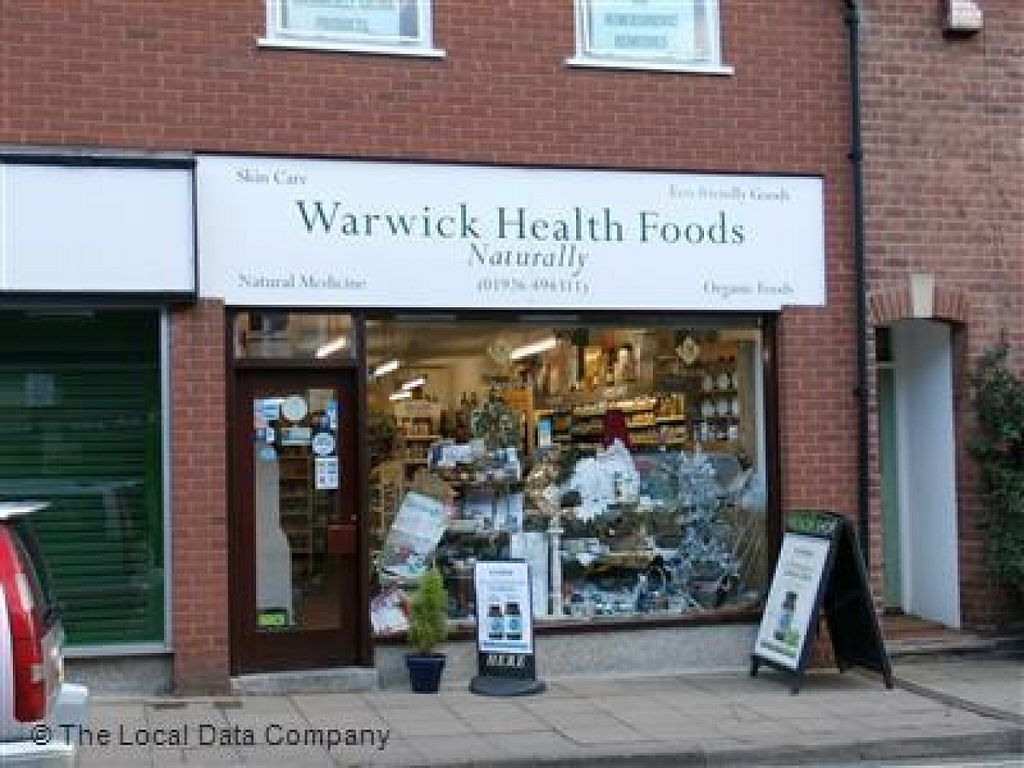 """Photo of Warwick Health Foods  by <a href=""""/members/profile/Meaks"""">Meaks</a> <br/>Warwick Health Foods <br/> July 31, 2016  - <a href='/contact/abuse/image/664/163633'>Report</a>"""
