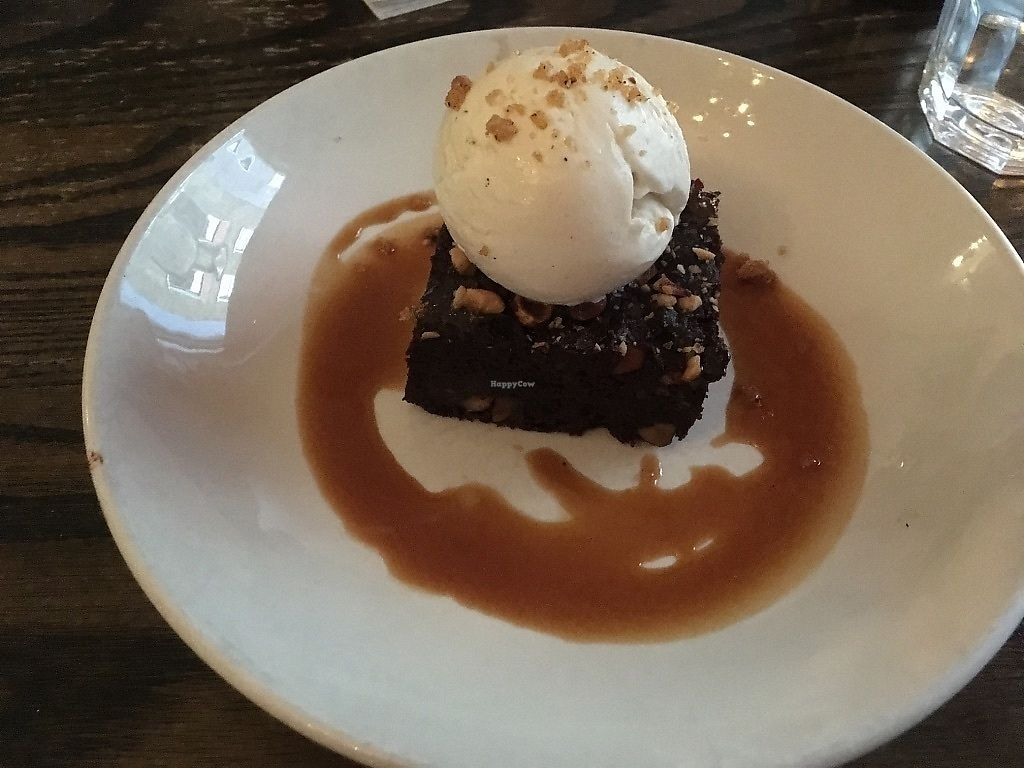 """Photo of Mildred's  by <a href=""""/members/profile/SuzyJones"""">SuzyJones</a> <br/>Salted caramel brownie <br/> August 29, 2017  - <a href='/contact/abuse/image/676/298567'>Report</a>"""