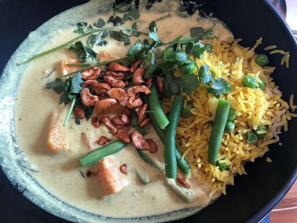 """Photo of Mildred's  by <a href=""""/members/profile/Einstein"""">Einstein</a> <br/>Sri Lankan curry <br/> April 6, 2018  - <a href='/contact/abuse/image/676/396515'>Report</a>"""