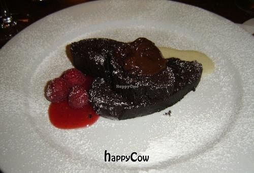 "Photo of Carnevale  by <a href=""/members/profile/Joyatri"">Joyatri</a> <br/>Chocolate Roulade, filled with Raspberries, Earl Grey Truffles and Vanilla Soya Cream (vegan) <br/> December 29, 2012  - <a href='/contact/abuse/image/684/42030'>Report</a>"