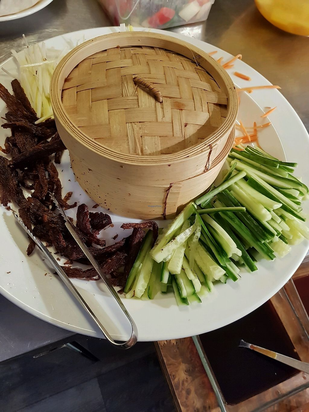 "Photo of Dou Dou - Qing Buffet  by <a href=""/members/profile/AlisonGala"">AlisonGala</a> <br/>""duck"" wraps <br/> December 16, 2017  - <a href='/contact/abuse/image/701/336134'>Report</a>"