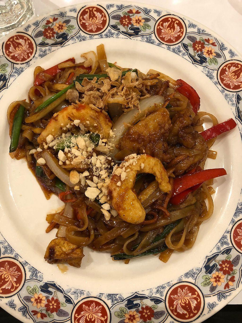 """Photo of Loving Hut  by <a href=""""/members/profile/ChadSchreck"""">ChadSchreck</a> <br/>Pad Thai  <br/> December 30, 2017  - <a href='/contact/abuse/image/703/341087'>Report</a>"""