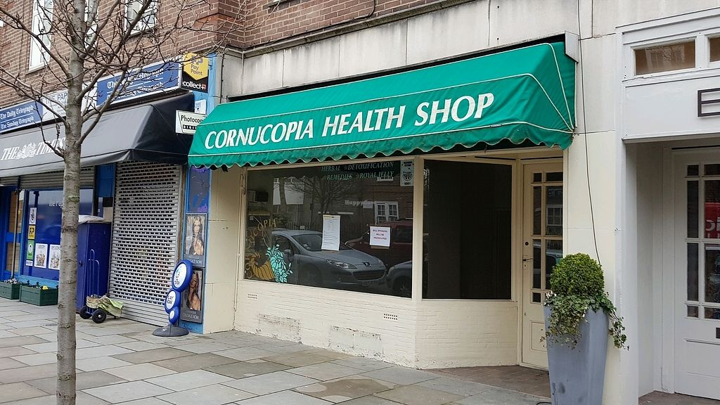 """Photo of CLOSED: Cornucopia Health Foods  by <a href=""""/members/profile/jollypig"""">jollypig</a> <br/>Permanently closed <br/> March 11, 2018  - <a href='/contact/abuse/image/754/369254'>Report</a>"""