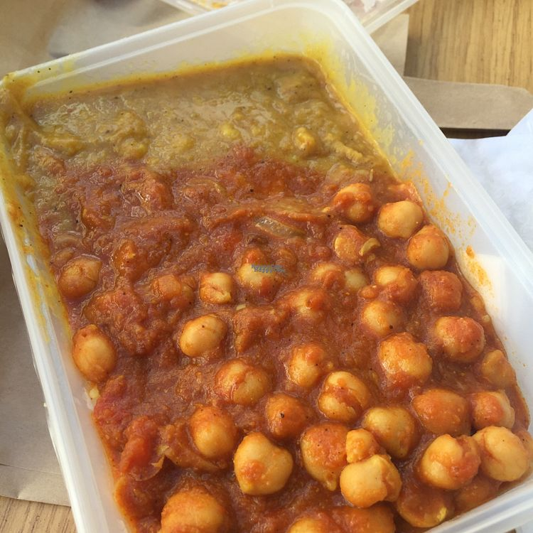 """Photo of Health Food Centre  by <a href=""""/members/profile/The%20London%20Vegan"""">The London Vegan</a> <br/>vegan curry and rice <br/> October 5, 2016  - <a href='/contact/abuse/image/756/179836'>Report</a>"""