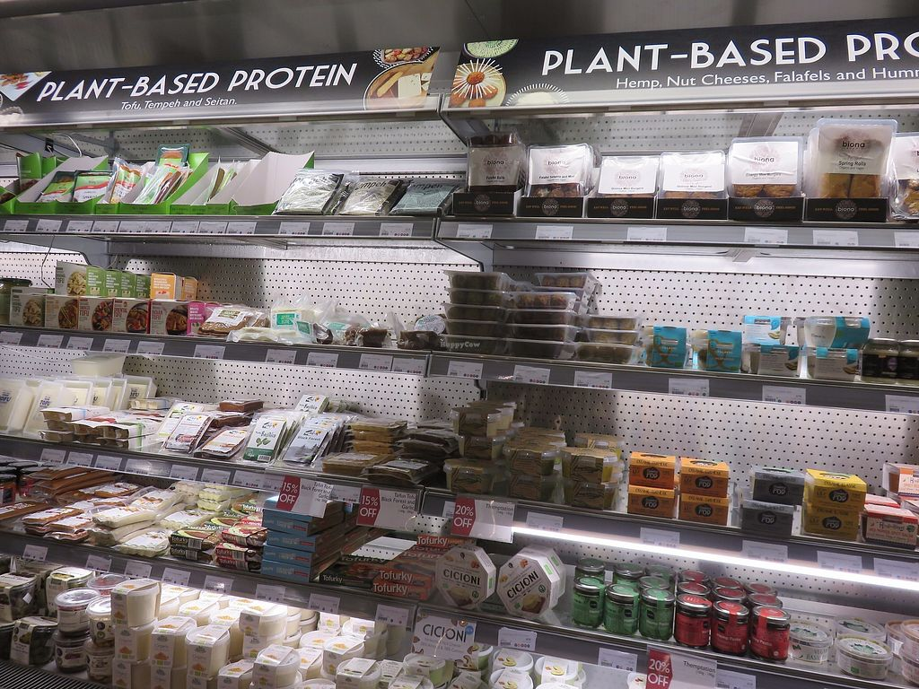 """Photo of Planet Organic  by <a href=""""/members/profile/TrudiBruges"""">TrudiBruges</a> <br/>""""plant based protein"""", 2017 <br/> December 2, 2017  - <a href='/contact/abuse/image/757/331399'>Report</a>"""