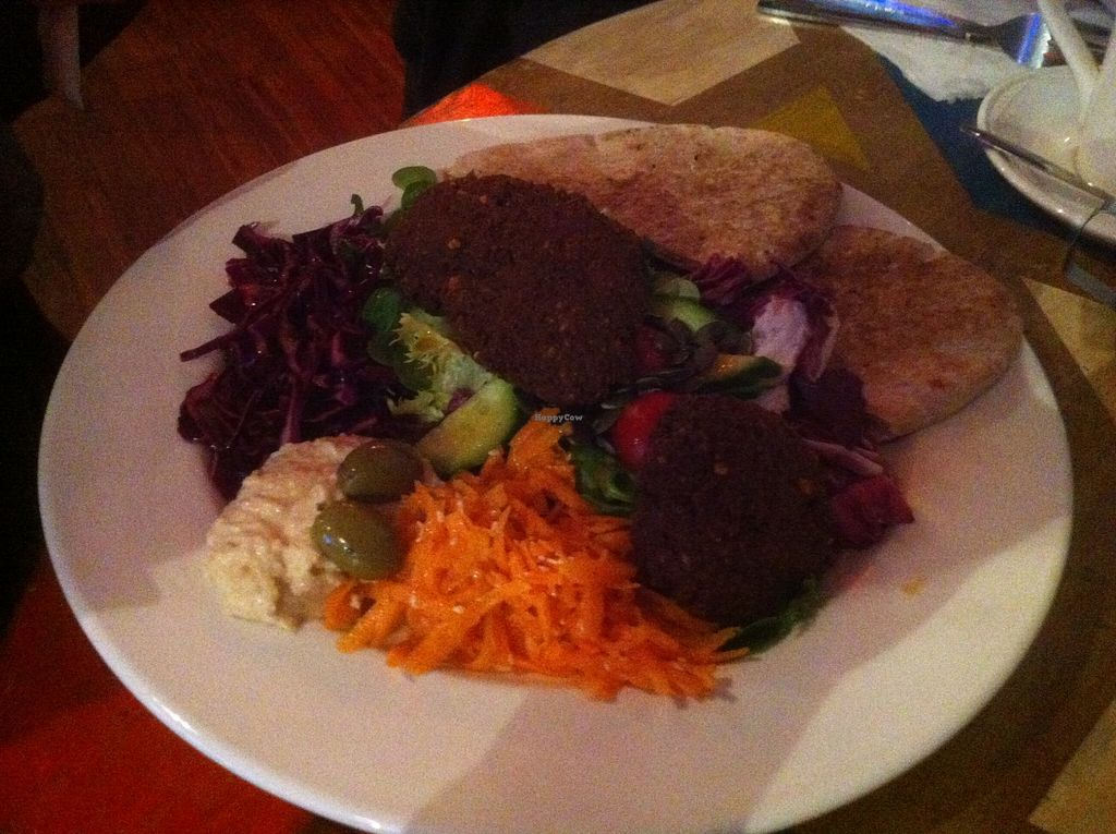 """Photo of Fuel  by <a href=""""/members/profile/J-Veg"""">J-Veg</a> <br/>Falafel salad <br/> December 30, 2015  - <a href='/contact/abuse/image/760/130380'>Report</a>"""