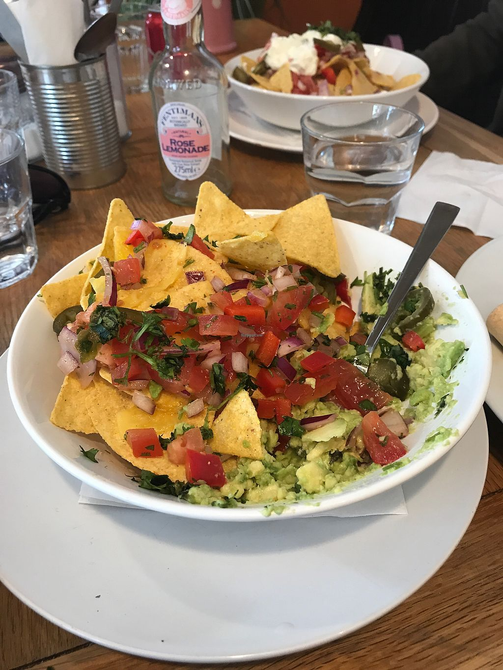 """Photo of The Zoo  by <a href=""""/members/profile/Melissaj1990"""">Melissaj1990</a> <br/>Vegan nachos  <br/> September 19, 2017  - <a href='/contact/abuse/image/775/305977'>Report</a>"""
