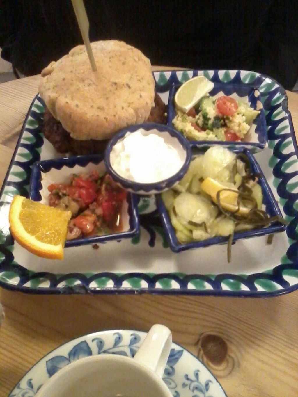 """Photo of El Piano  by <a href=""""/members/profile/deadpledge"""">deadpledge</a> <br/>Bob's Best Burger and dips <br/> December 6, 2015  - <a href='/contact/abuse/image/780/127404'>Report</a>"""