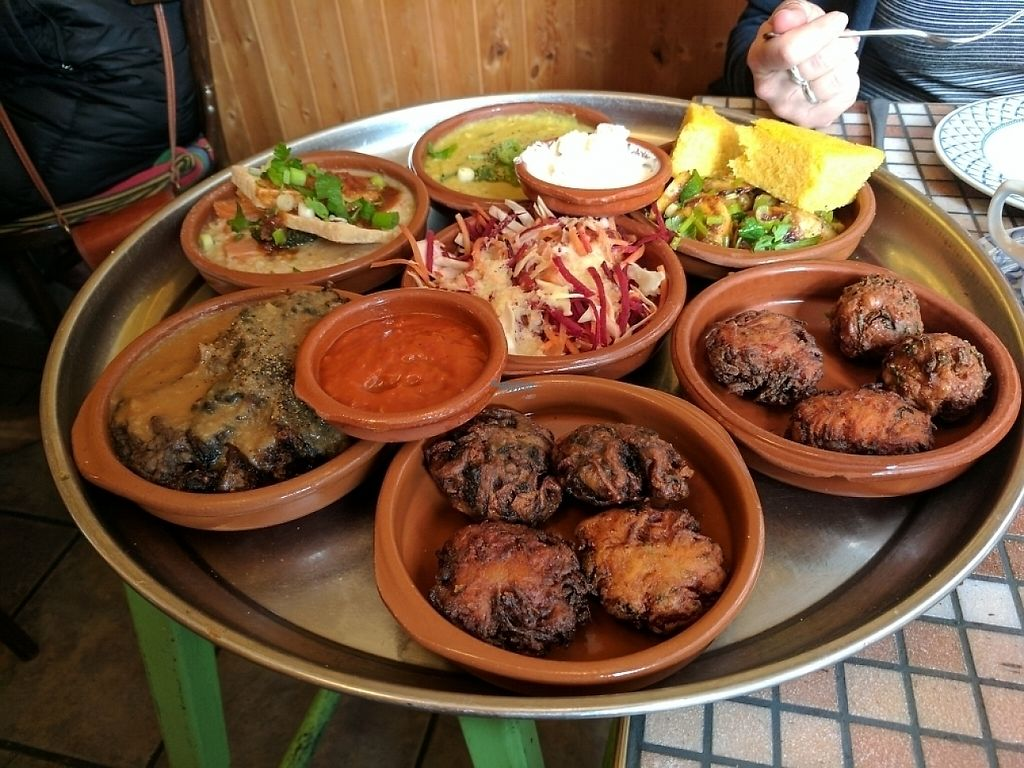 """Photo of El Piano  by <a href=""""/members/profile/FurryFury"""">FurryFury</a> <br/>The famous Taster Plate! DELICIOUS! <br/> February 24, 2017  - <a href='/contact/abuse/image/780/229956'>Report</a>"""