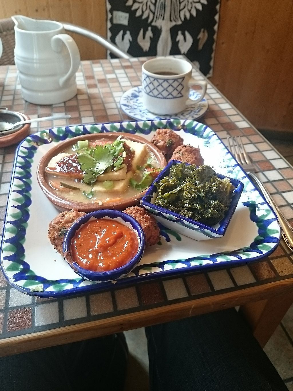 """Photo of El Piano  by <a href=""""/members/profile/thomquinoa"""">thomquinoa</a> <br/>Amazing selection of food <br/> January 17, 2018  - <a href='/contact/abuse/image/780/347745'>Report</a>"""