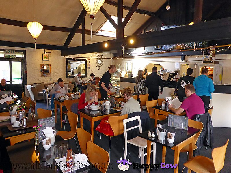 """Photo of The Whale Tail Cafe  by <a href=""""/members/profile/midlandspubs.co.uk"""">midlandspubs.co.uk</a> <br/>There are a couple of veggie places to eat in Lancaster. During our stay we used The Radish in New Street on several occasions for the wonderful porridge breakfast. We enjoyed a lunch in the Roots Café on George Street but once we discovered the Whale Tail we were hooked. Delicious food, friendly staff, a nice vibe as most of the city's leftfield use both this café and the Single Step Wholefoods shop on the ground floor. I am posting a few photographs including the specials board - great food at reasonable prices. Top stuff! <br/> October 6, 2017  - <a href='/contact/abuse/image/791/312217'>Report</a>"""
