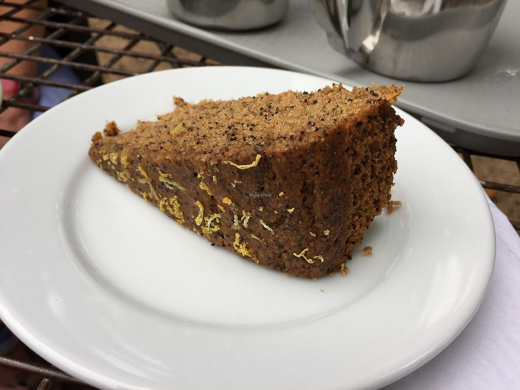 """Photo of Tide Tables  by <a href=""""/members/profile/Jrosworld"""">Jrosworld</a> <br/>Lemon & poppyseed cake, £3.15 <br/> August 22, 2017  - <a href='/contact/abuse/image/798/295684'>Report</a>"""