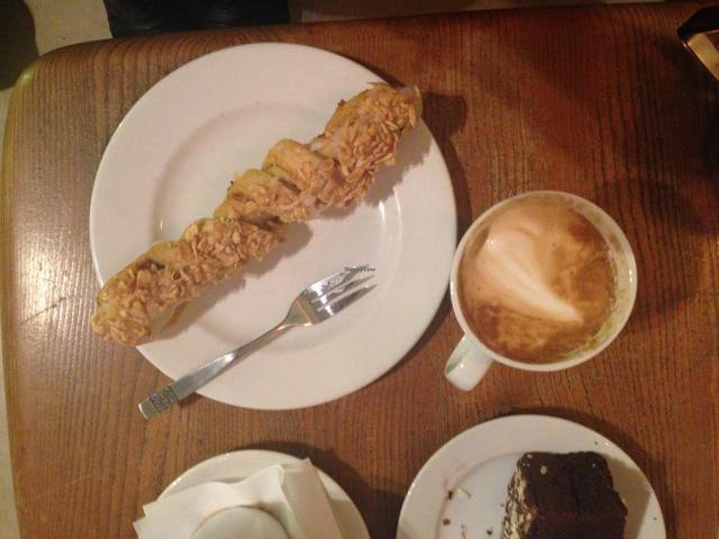 """Photo of Tide Tables  by <a href=""""/members/profile/holley_s"""">holley_s</a> <br/>Almond twist and soy latte <br/> December 6, 2014  - <a href='/contact/abuse/image/798/87355'>Report</a>"""