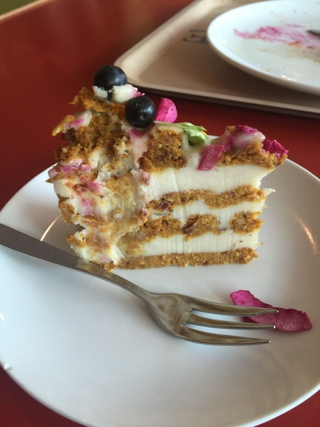 """Photo of Silvoplee  by <a href=""""/members/profile/FarleyD"""">FarleyD</a> <br/>Raw carrot cake <br/> August 19, 2016  - <a href='/contact/abuse/image/844/170144'>Report</a>"""