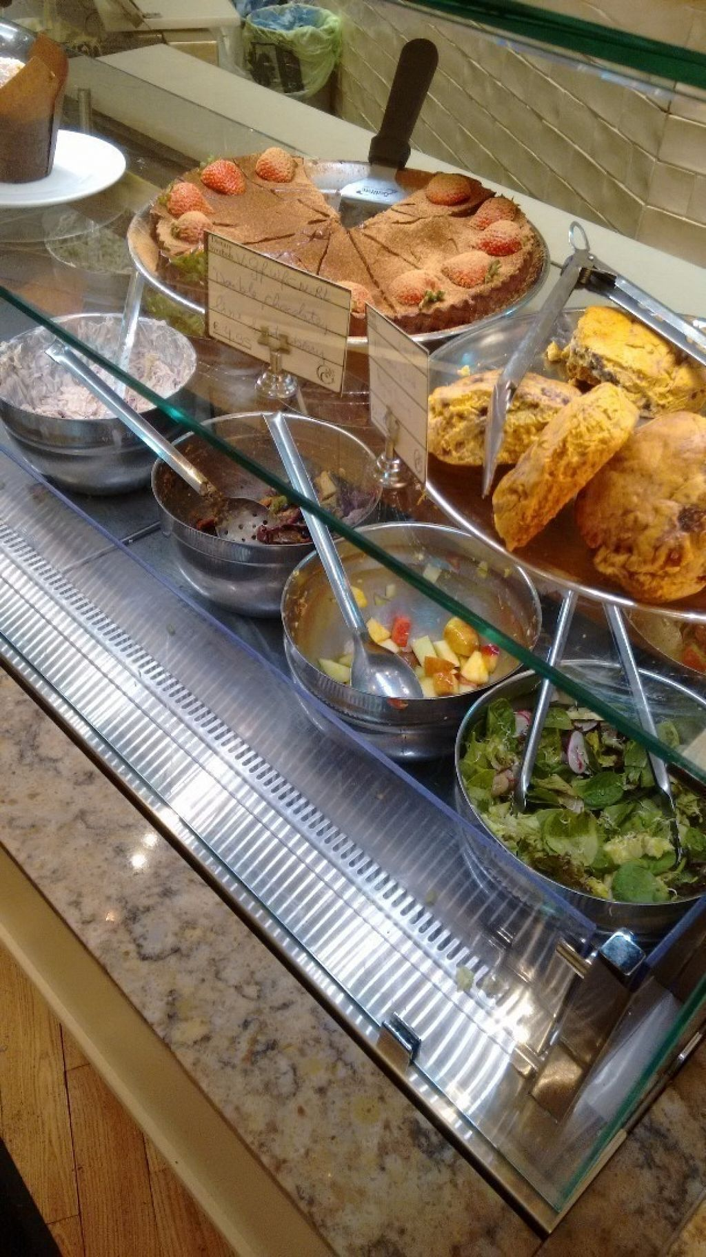 """Photo of Cornucopia Wholefoods  by <a href=""""/members/profile/craigmc"""">craigmc</a> <br/>Salad bar <br/> August 19, 2016  - <a href='/contact/abuse/image/968/169949'>Report</a>"""