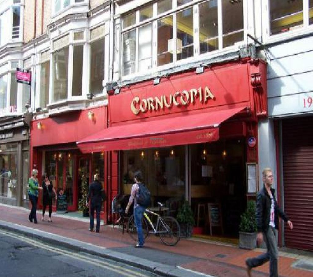"""Photo of Cornucopia Wholefoods  by <a href=""""/members/profile/veganmiss"""">veganmiss</a> <br/> December 27, 2011  - <a href='/contact/abuse/image/968/190873'>Report</a>"""