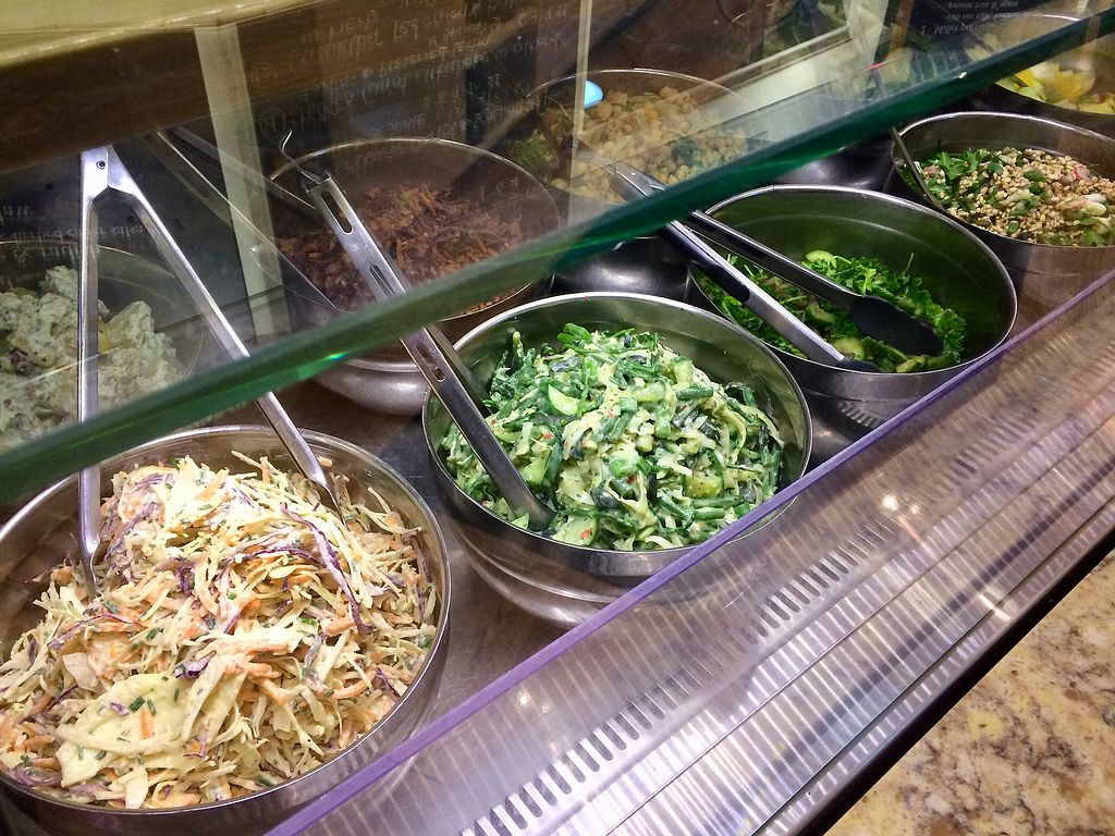"""Photo of Cornucopia Wholefoods  by <a href=""""/members/profile/CiaraSlevin"""">CiaraSlevin</a> <br/>Salads  <br/> April 1, 2018  - <a href='/contact/abuse/image/968/379453'>Report</a>"""