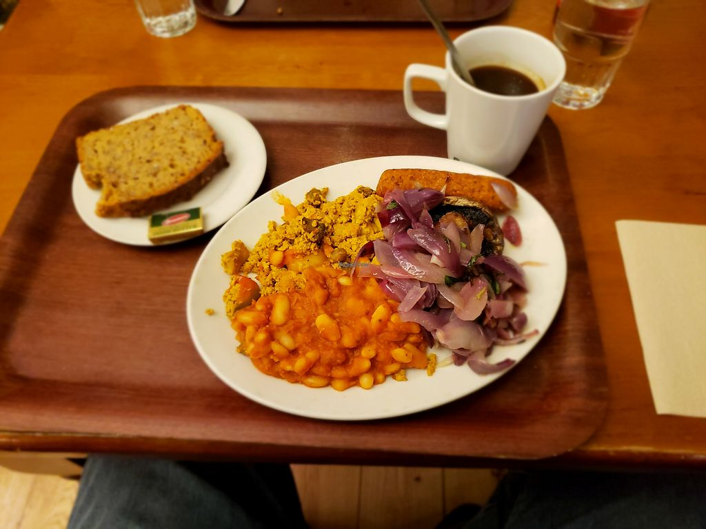 """Photo of Cornucopia Wholefoods  by <a href=""""/members/profile/reuvenk"""">reuvenk</a> <br/>Irish breakfast <br/> April 19, 2018  - <a href='/contact/abuse/image/968/388043'>Report</a>"""