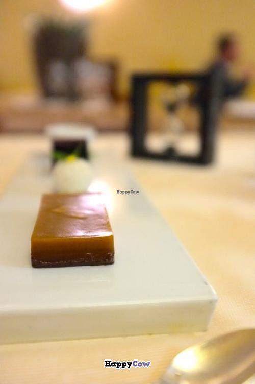 "Photo of Joia Kitchen  by <a href=""/members/profile/Barbara%20Primo"">Barbara Primo</a> <br/>Chocolate and pumpkin dessert 'Cinque minuti' <br/> November 7, 2013  - <a href='/contact/abuse/image/979/58077'>Report</a>"