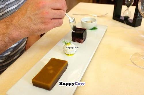 "Photo of Joia Kitchen  by <a href=""/members/profile/Barbara%20Primo"">Barbara Primo</a> <br/>'Cinque minuti' chocolate and pumpkin dessert  <br/> November 7, 2013  - <a href='/contact/abuse/image/979/58078'>Report</a>"