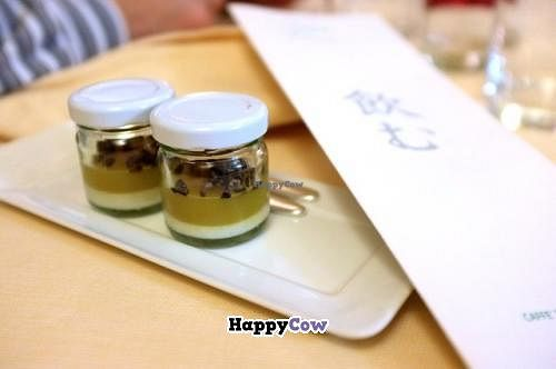 """Photo of Joia Kitchen  by <a href=""""/members/profile/Barbara%20Primo"""">Barbara Primo</a> <br/>Lemon jelly at the end of the dinner <br/> November 7, 2013  - <a href='/contact/abuse/image/979/58082'>Report</a>"""