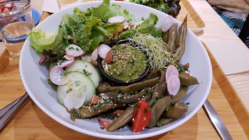 """Photo of Sovaga  by <a href=""""/members/profile/JonJon"""">JonJon</a> <br/>Quinoa bowl <br/> September 6, 2017  - <a href='/contact/abuse/image/100002/301640'>Report</a>"""