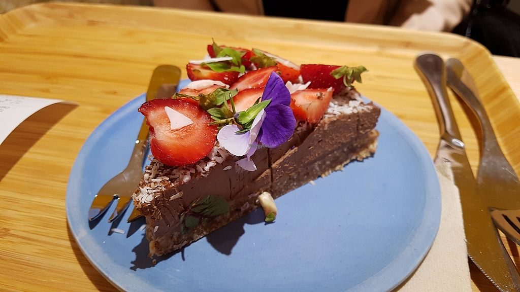 """Photo of Sovaga  by <a href=""""/members/profile/JonJon"""">JonJon</a> <br/>Raw chocolate cake <br/> September 6, 2017  - <a href='/contact/abuse/image/100002/301642'>Report</a>"""