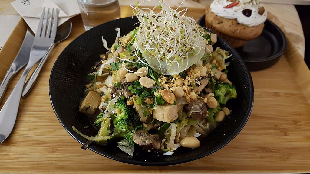"""Photo of Sovaga  by <a href=""""/members/profile/JonJon"""">JonJon</a> <br/>Dish of the day: wok with vegetables and tofu <br/> December 6, 2017  - <a href='/contact/abuse/image/100002/332904'>Report</a>"""