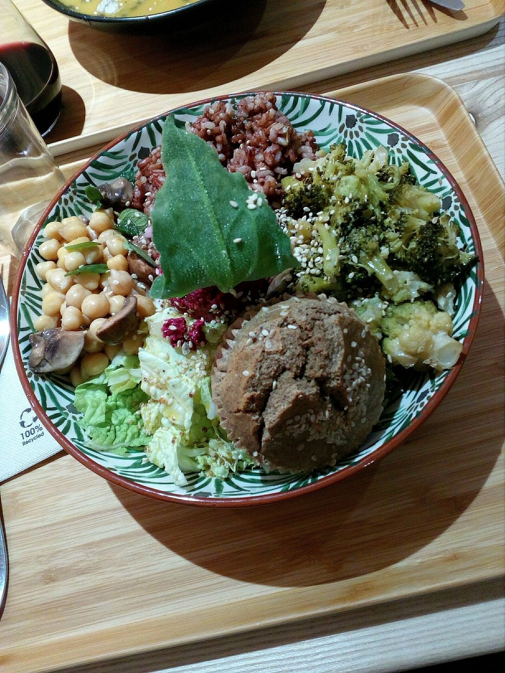 """Photo of Sovaga  by <a href=""""/members/profile/wyrd"""">wyrd</a> <br/>mixed vegan dish <br/> December 14, 2017  - <a href='/contact/abuse/image/100002/335518'>Report</a>"""