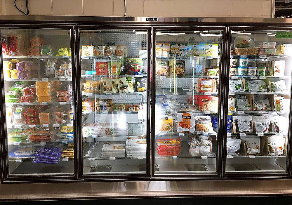 """Photo of Healthy Way Market  by <a href=""""/members/profile/kcwrong"""">kcwrong</a> <br/>Freezer section <br/> September 2, 2017  - <a href='/contact/abuse/image/100009/299901'>Report</a>"""