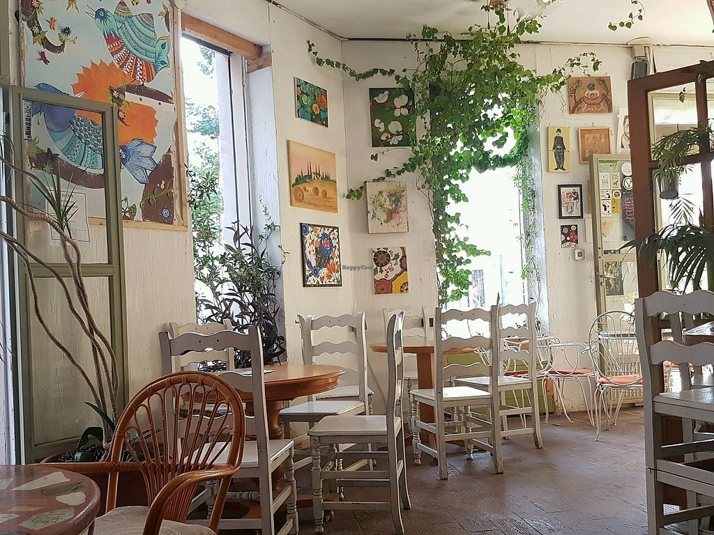 """Photo of Jardin Urbano  by <a href=""""/members/profile/hadarvatury"""">hadarvatury</a> <br/>Inside the resturant <br/> September 12, 2017  - <a href='/contact/abuse/image/100021/303720'>Report</a>"""