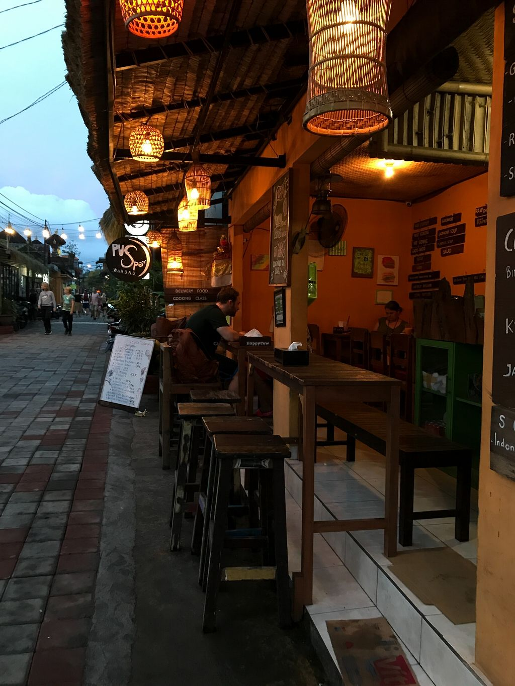 """Photo of Puspa's Warung  by <a href=""""/members/profile/marosi.laszlo"""">marosi.laszlo</a> <br/>Puspa's warung from the outside <br/> March 15, 2018  - <a href='/contact/abuse/image/100029/370994'>Report</a>"""
