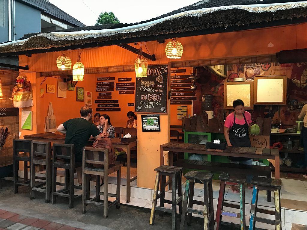 """Photo of Puspa's Warung  by <a href=""""/members/profile/marosi.laszlo"""">marosi.laszlo</a> <br/>Puspa's warung from the outside <br/> March 15, 2018  - <a href='/contact/abuse/image/100029/370995'>Report</a>"""