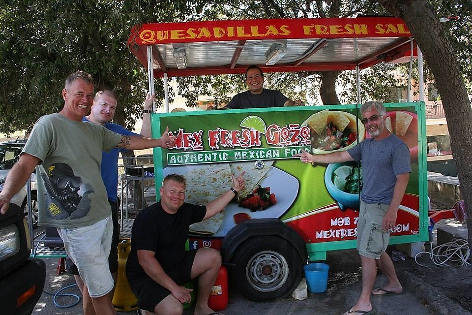 """Photo of Mex Fresh Gozo - Food Stand  by <a href=""""/members/profile/community5"""">community5</a> <br/>Mex Fresh Gozo <br/> September 4, 2017  - <a href='/contact/abuse/image/100030/300926'>Report</a>"""