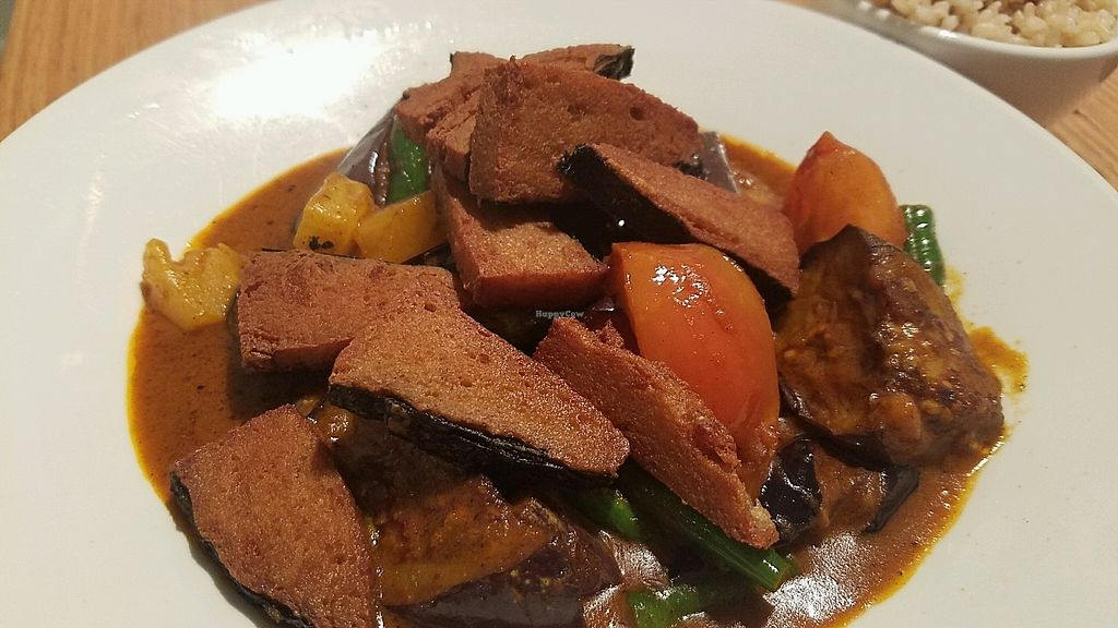 """Photo of Loving Hut  by <a href=""""/members/profile/eric"""">eric</a> <br/>Assam curry <br/> November 10, 2017  - <a href='/contact/abuse/image/100035/323842'>Report</a>"""
