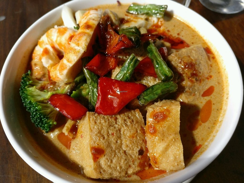 """Photo of Oh My Greens  by <a href=""""/members/profile/Aloo"""">Aloo</a> <br/>laksa <br/> March 30, 2018  - <a href='/contact/abuse/image/100038/378102'>Report</a>"""