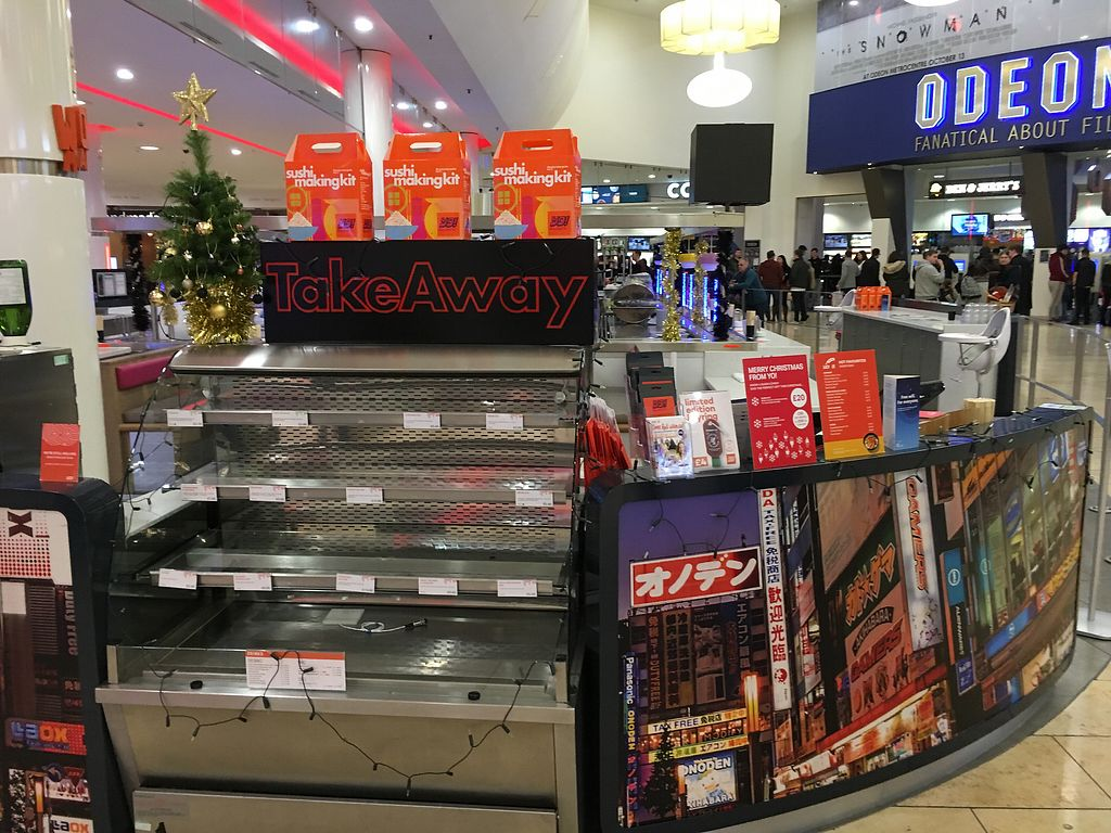 """Photo of Yo Sushi  by <a href=""""/members/profile/hack_man"""">hack_man</a> <br/>Exterior  <br/> December 17, 2017  - <a href='/contact/abuse/image/100085/336538'>Report</a>"""