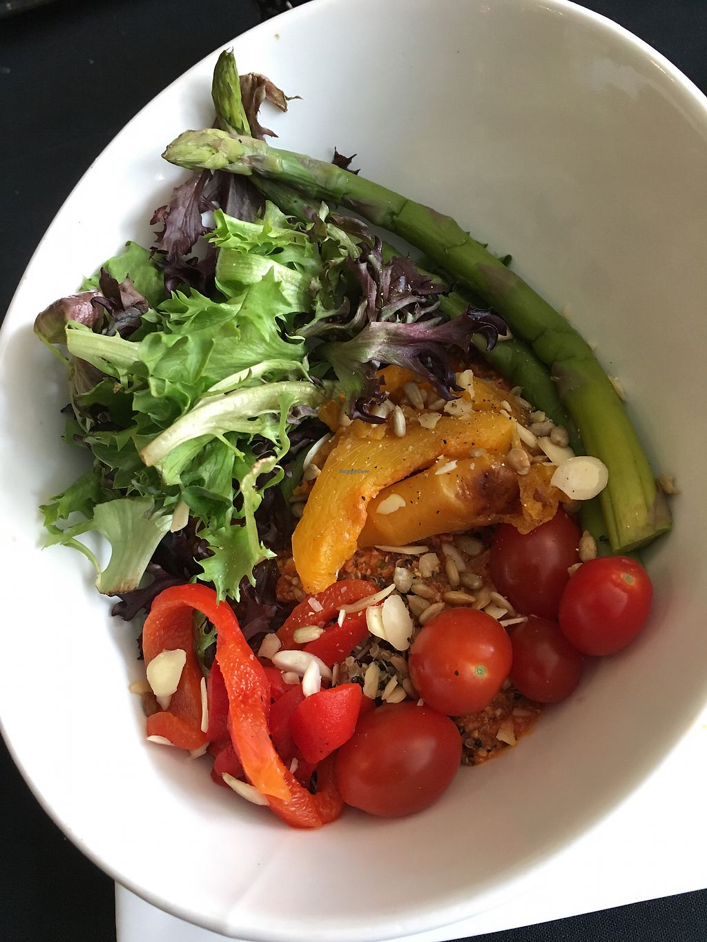"Photo of The Courtyard Bistro  by <a href=""/members/profile/lovinkarin"">lovinkarin</a> <br/>Buddha Bowl <br/> February 18, 2018  - <a href='/contact/abuse/image/100110/360975'>Report</a>"