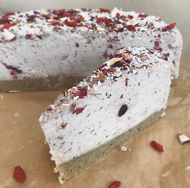 """Photo of Alter Foods in Alternative Thinking  by <a href=""""/members/profile/Alter8"""">Alter8</a> <br/>Our famous cheesecakes! <br/> September 3, 2017  - <a href='/contact/abuse/image/100113/300288'>Report</a>"""
