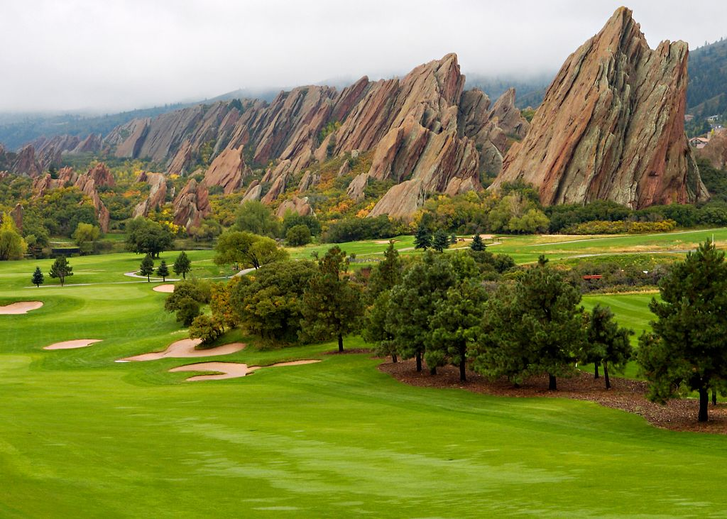 "Photo of Arrowhead Golf Club  by <a href=""/members/profile/salsafreak"">salsafreak</a> <br/>The most beautiful golf course in the world!!!  They had a veggie burger, but it was NOT on the menu.  Unfortunately.    <br/> September 3, 2017  - <a href='/contact/abuse/image/100181/300351'>Report</a>"