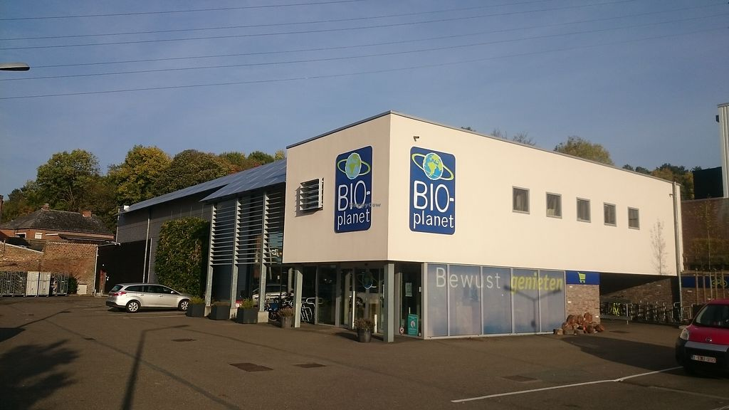 "Photo of Bio Planet - Leuven  by <a href=""/members/profile/chb-pbfp"">chb-pbfp</a> <br/>Outside <br/> October 19, 2017  - <a href='/contact/abuse/image/100189/316693'>Report</a>"