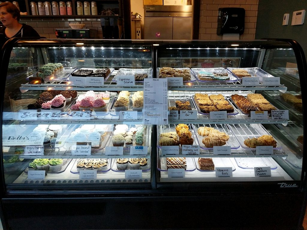 "Photo of SaraBella's Gluten Free Cafe  by <a href=""/members/profile/JoshSnook"">JoshSnook</a> <br/>90% of this stuff is vegan AND gluten-free!  <br/> February 21, 2018  - <a href='/contact/abuse/image/100240/361911'>Report</a>"