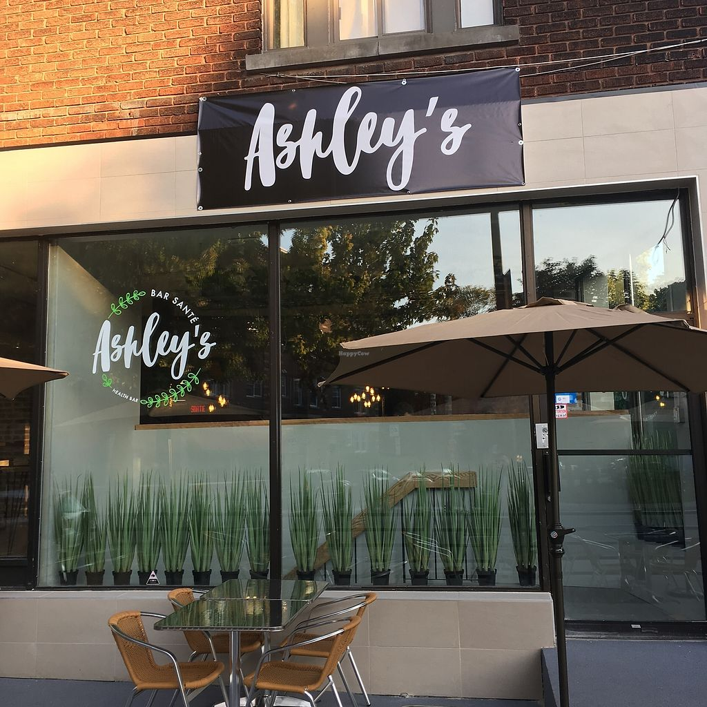"Photo of Ashley's  by <a href=""/members/profile/mcsnv"">mcsnv</a> <br/>Ashley's Health Bar <br/> September 3, 2017  - <a href='/contact/abuse/image/100242/300604'>Report</a>"