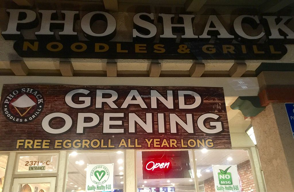 """Photo of Pho Shack  by <a href=""""/members/profile/M808675309"""">M808675309</a> <br/>Pho Shack <br/> September 6, 2017  - <a href='/contact/abuse/image/100257/301356'>Report</a>"""